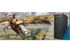 专业模拟器视景系统—EPX-500