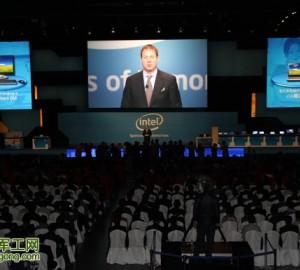 浪潮服务器存储成功亮相2012英特尔IDF大会