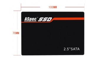 ASpec元存宽温SSD应用于军用加固计算机解决方案