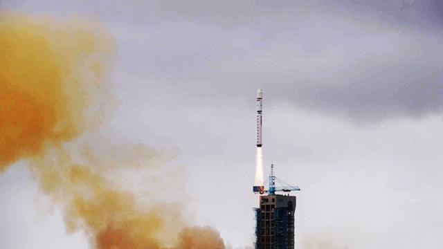 我国成功发射委内瑞拉遥感卫星二号