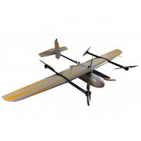 华鹞P310复合翼垂直起降无人机