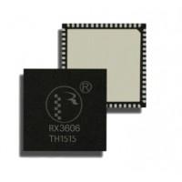 润芯B3/B1四通道抗干扰射频芯片-RX3606