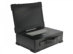 华北工控 RTL-X800 3U国产加固便携电脑
