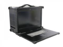 华北工控 RTL-X1000 4U国产加固便携电脑