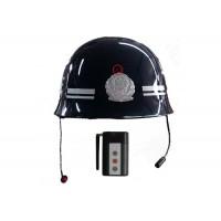 华网智能 4G单兵警用头盔系统