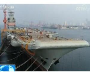 国产航母总指挥披露建造最新情况:工程进度有所提前