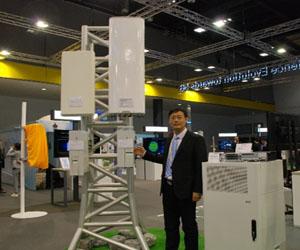 华为发布全新一代面向5G的极简站型,持续领跑产业