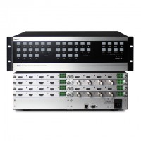 魅视 HD1616 全无缝高清智能混插矩阵