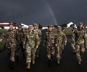 中美两军开展人道主义救援减灾交流活动的回顾与展望