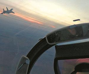 """""""红剑-2017"""":空军多型战机云集大漠 火力全开"""