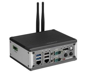 凌华科技发表精巧坚固型物联网网关/控制器