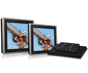 德承全新推出阳光下可读的工业平板计算机和触摸显示器