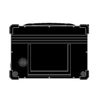 广州特控PPC-H1202CT 12寸手持加固工业平板电脑