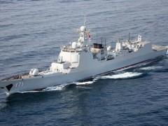 我与军队的不解之缘:与海口舰一起逐浪大洋