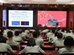 前沿科技进军营 走进北京卫戍区在北京举行