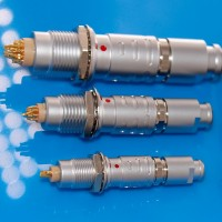 推拉自锁连接器、军用连接器、测控行业专用连接器
