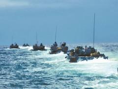 """海军陆战队打造从""""两栖""""到""""多维""""新型作战力量"""